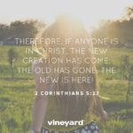 Easter Social Media Graphics – The New Creation Has Come