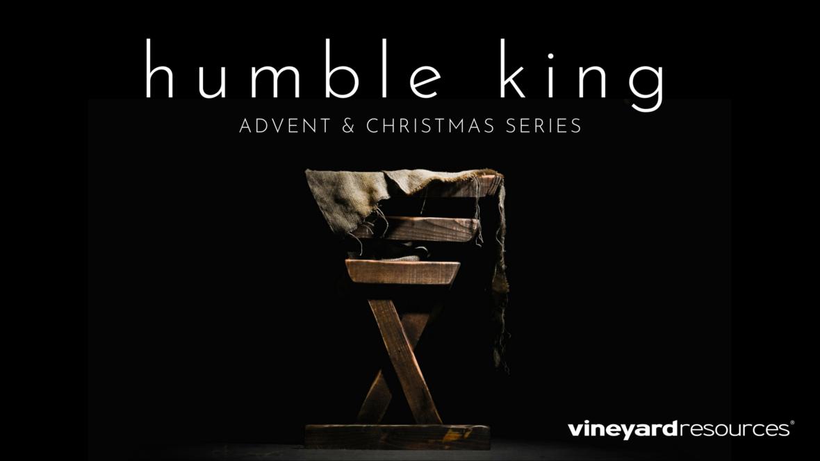 Vineyard Worship - Humble King 2018