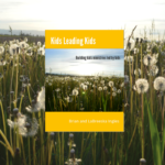 Kids Leading Kids  – Book