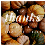 Social Media Graphics | Thanksgiving
