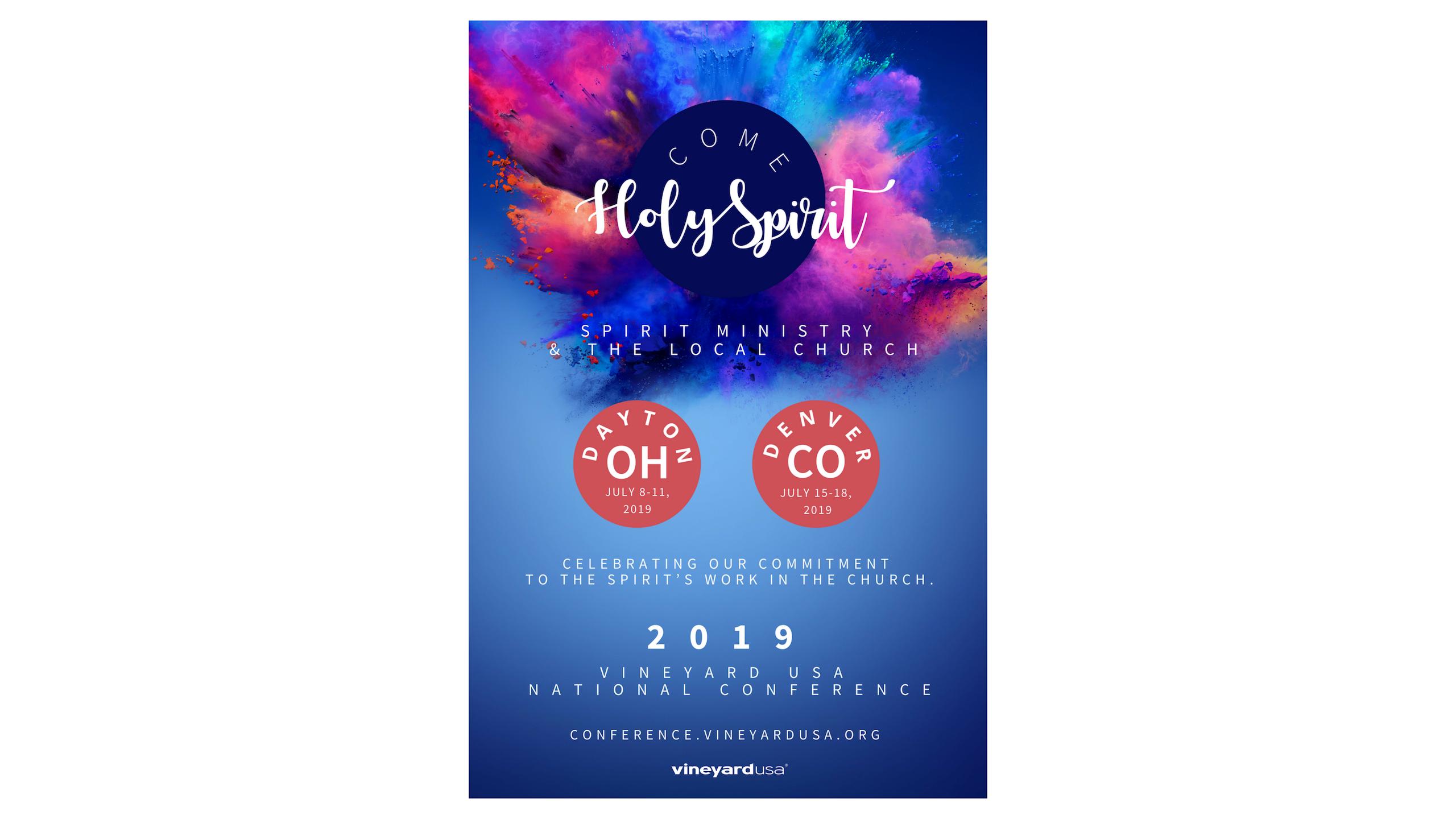 Pastor's National Conference 2019 Download - Vineyard