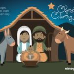 Vineyard Kids! Christmas Coloring Book