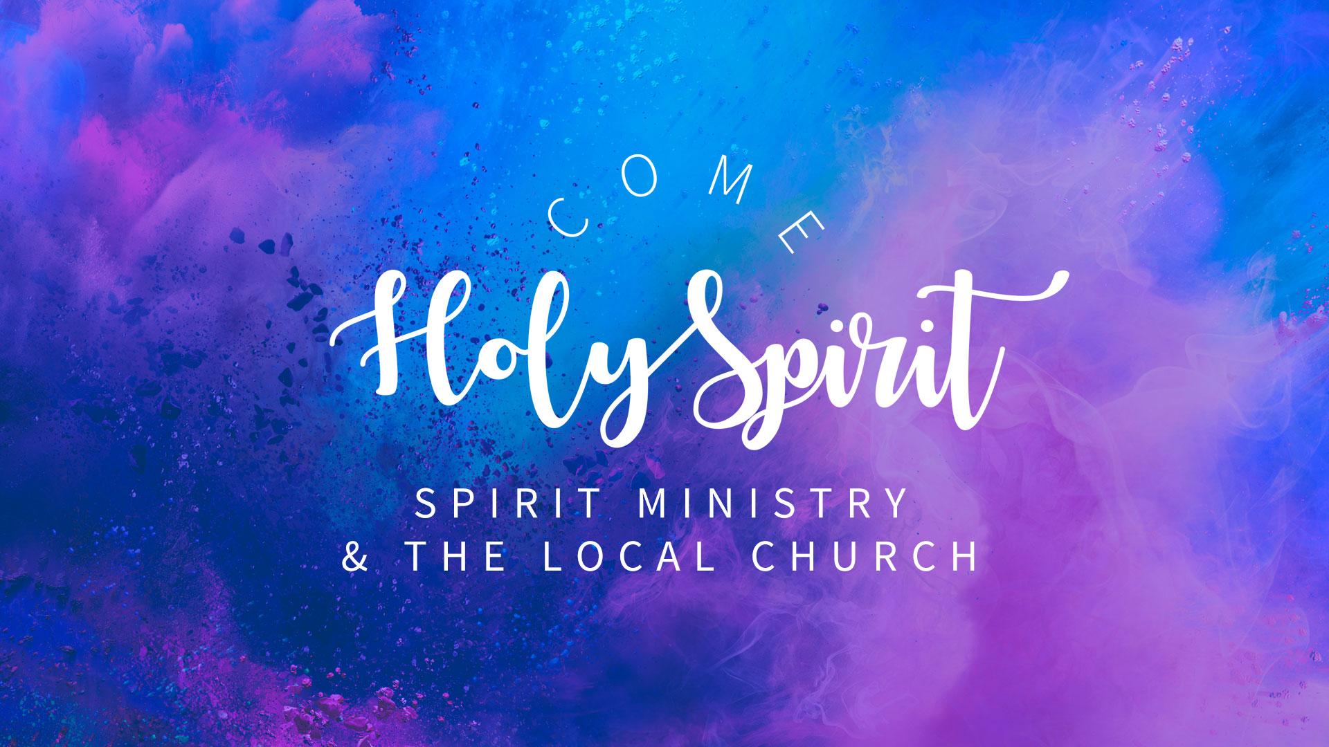 Come Holy Spirit | 2019 Vineyard USA National Conference