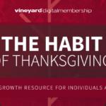 The Habit Of Thanksgiving   Free