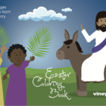 Vineyard Kids! Easter Coloring Book Volume 3