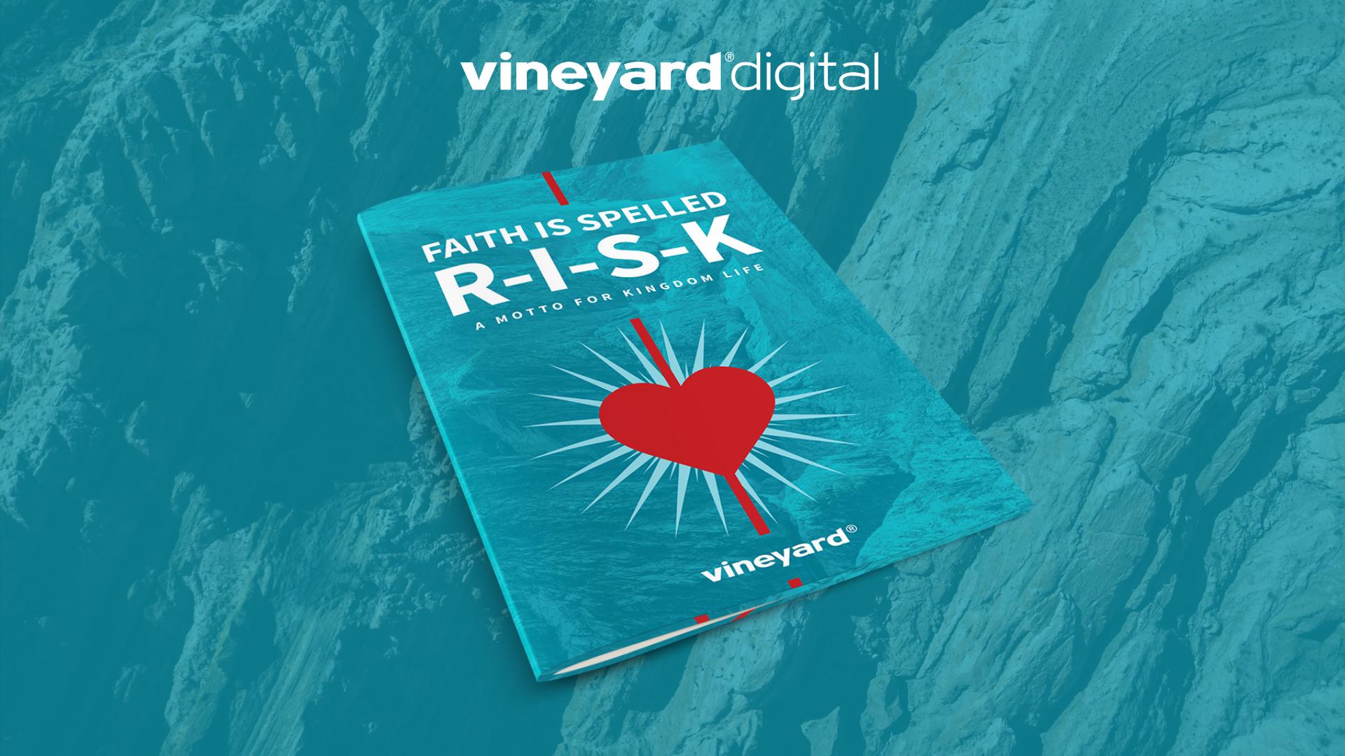 VDM Blog Faith Is Spelled RISK Church Study