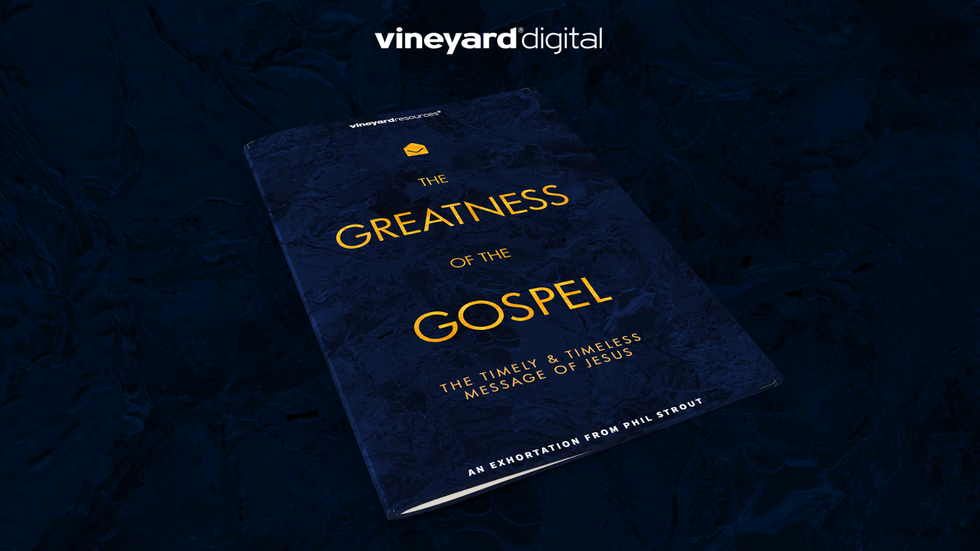 The Greatness Of The Gospel Blog Header